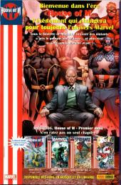 Verso de Spider-Man (Marvel France 2e série - 2000) -75Col- La grande évasion (1)