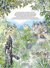 Verso de L'oasis - Petite genèse d'un jardin biodivers