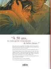 Verso de Une nuit à Rome -4- Livre 4
