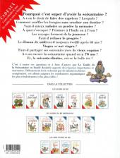 Verso de Le guide -25- Le guide de la soixantaine