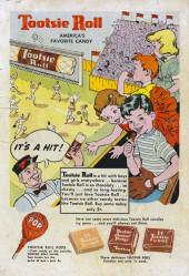 Verso de The brave And the Bold Vol.1 (DC comics - 1955) -2- Tales of Blazing Adventure