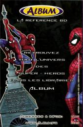 Verso de Spider-Man (Marvel France 2e série - 2000) -77Col- La guerre de titannus (1)