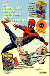 Verso de Spider-Man (Marvel France 2e série - 2000) -78Col- La guerre de titannus (2)