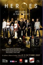 Verso de Spider-Man (Marvel France 2e série - 2000) -93- Les blessures de la vie