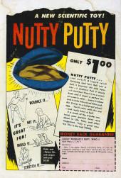 Verso de The brave And the Bold Vol.1 (DC comics - 1955) -8- Issue # 8