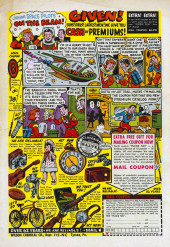Verso de The brave And the Bold Vol.1 (DC comics - 1955) -10- Challenge of the Round Table!