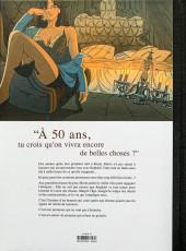 Verso de Une nuit à Rome -4TL- Livre 4