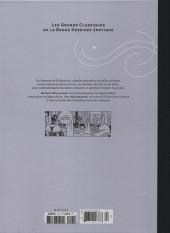 Verso de Les grands Classiques de la Bande Dessinée érotique - La Collection -104101- Bizarreries - Tome 4