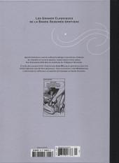 Verso de Les grands Classiques de la Bande Dessinée érotique - La Collection -10595- Gwendoline - Tome 3