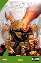 Verso de Avengers (Marvel France - 2020) -4- Chambre d'écho