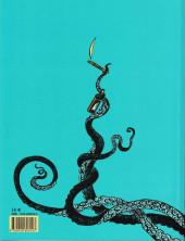 Verso de Jeanne Picquigny (Une aventure de) -2- L'ivresse du poulpe