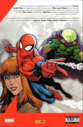 Verso de Spider-Man (Marvel France 8e série - 2020)  -4- Séance chez le psy