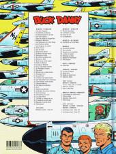 Verso de Buck Danny -HS1'- Histoires courtes 1946-1969