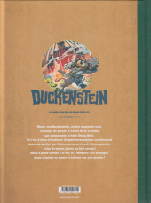 Verso de Mickey (collection Disney / Glénat) -HS04- Duckenstein