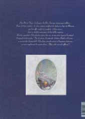 Verso de Le vent dans les Saules -2a2002- Auto, crapaud, blaireau