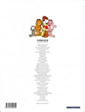 Verso de Garfield -39- Garfield fait son cinéma