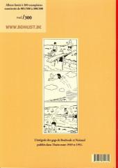 Verso de Bouboule et Noiraud (Les aventures de) - Les aventures de Bouboule et Noiraud