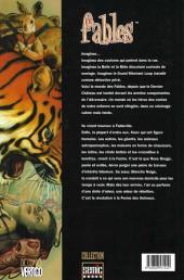 Verso de Fables -2- La ferme des animaux