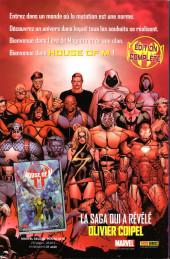 Verso de Spider-Man (Marvel France 2e série - 2000) -103- Liens du sang