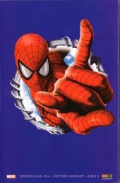 Verso de Spider-Man (Marvel France 2e série - 2000) -104TL- Sous la menace de... la menace!