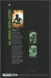 Verso de Hal Jordan : Green lantern -2- Les sables d'émeraude