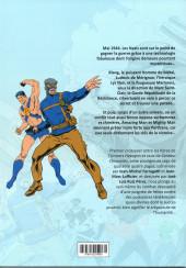 Verso de Les partisans (Hexagon Comics) -3- Centaur Chronicles