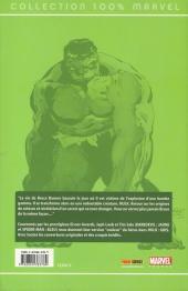Verso de Hulk (100% Marvel) -3- Gris