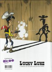 Verso de Lucky Luke -23Ete20- Les Dalton courent toujours