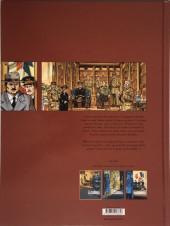 Verso de La cagoule, un fascisme à la française -3- La charge du sanglier
