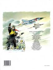 Verso de Tanguy et Laverdure -4e1995- Escadrille des Cigognes