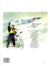 Verso de Tanguy et Laverdure -7d1994- Cap zéro