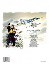 Verso de Tanguy et Laverdure -8e1994- Pirates du ciel