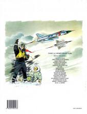 Verso de Tanguy et Laverdure -15c1993- Les Vampires attaquent la nuit