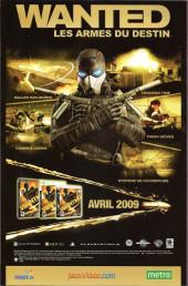 Verso de Spider-Man (Marvel France 2e série - 2000) -111- La première chasse de kraven (1/2)