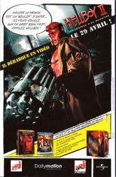 Verso de Spider-Man (Marvel France 2e série - 2000) -112- La première chasse de kraven (2/2)