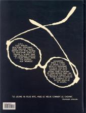 Verso de La mort à lunettes - La Mort à lunettes