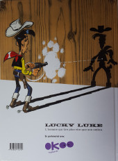 Verso de Lucky Luke -33Été20- Le Pied-Tendre