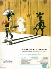 Verso de Lucky Luke -33b1982- Le pied-tendre
