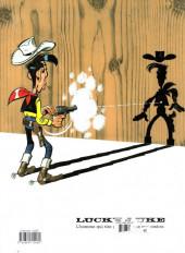 Verso de Lucky Luke -40c2010- Le grand Duc