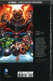 Verso de DC Comics - Le Meilleur des Super-Héros -120- Justice League - La Guerre de Darkseid 2ème partie