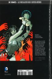 Verso de DC Comics - Le Meilleur des Super-Héros -121- Wonder Woman - La Voie du Guerrier