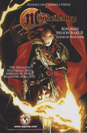 Verso de Cyber Force / Hunter Killer (2009) -5- Issue 5