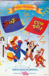 Verso de Uncle $crooge (4) (Disney - 1990) -243- Pie in the Sky