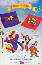 Verso de Uncle $crooge (4) (Disney - 1990) -245- Issue # 245