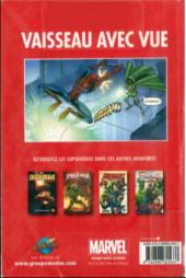 Verso de Spider-Man - Les aventures (Presses Aventure) -3- Vaisseau avec vue