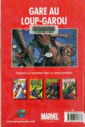 Verso de Spider-Man - Les aventures (Presses Aventure) -5- Gare au loup-garou