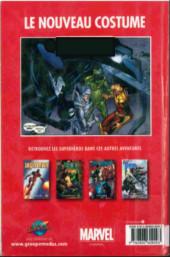 Verso de Spider-Man - Les aventures (Presses Aventure) -6- Le nouveau costume