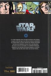 Verso de Star Wars - Légendes - La Collection (Hachette) -117117- Star Wars Classic - #7 à #12