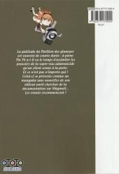 Verso de Ultramarine Magmell -5- Tome 5