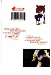 Verso de Blackjack (Tezuka) -4- Tome 4